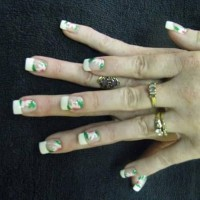 nails_floral